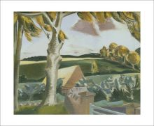 Cumberland Landscape by Paul Nash