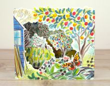 3d Allotments Orchard By Emily Sutton