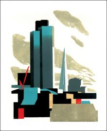 Tower 42 and Shard