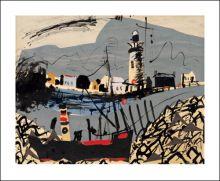 Newhaven, 1937  John Piper (1903-1992)
