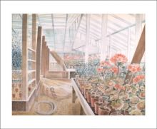 Geraniums and Carnations 1938, by Eric Ravilious