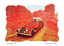 Morgan Roadster By ROBIN MACKENZIE