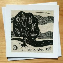 Rowan -Algan Arts Gail Kelly Greeting Card