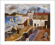 Appledore, 1938 by Suzanne Cooper
