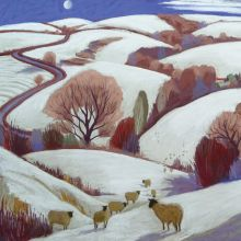 Pale Moonlight by Sue Campion PACK OF 5