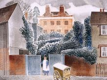 ERIC RAVILIOUS The Vicarage|1935