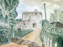 ERIC RAVILIOUS Hull's Mill, Sible Hedingham |c.1935
