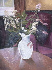 JOHN NORTHCOTE NASH Jug of Flowers|1930