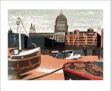 St Paul's 1958 by Edward Bawden (1903 - 1989)