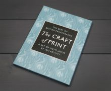 The Craft Of Print A Set Of Postcards by Ten Artists - Th Best Of British Printmaking