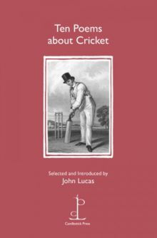 Ten Poems about Cricket by Various Authors