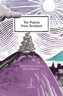 Ten Poems from Scotland Various Authors Poetry Pamphlet By Candlestick Press