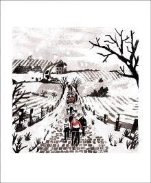 Eddy Merckx by Tom Jay