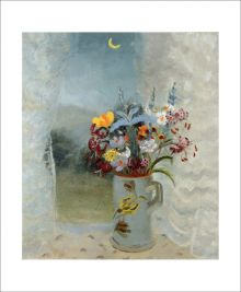 Flowers by Moonlight by Winifred Nicholson