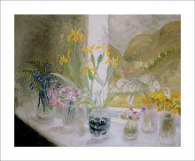 Wild Flower Window-Sill by Winifred Nicholson