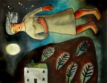Winter Night Home - Susan Gathercole