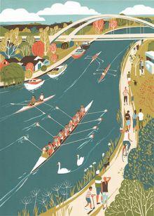 Eliza Southwood Walton Rowers