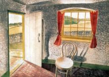 Eric Ravilious Interior at Furlongs