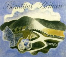 Beautiful Britain Eric Ravilious