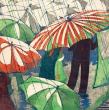 Ethel Spowers Wet Afternoon